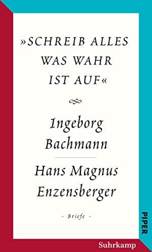 Ingeborg Bachmann - Hans Magnus Enzensberger