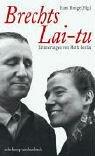 9783518455739: Brechts Lai Tu: Erinnerungen Und Notate Von Ruth Berlau