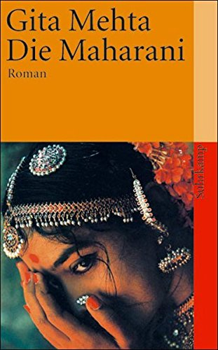 9783518458150: Die Maharani: Roman