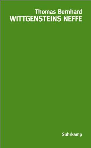 9783518458426: Wittgensteins Neffe