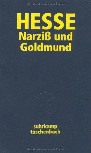 9783518458549: Narziß und Goldmund