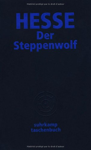 9783518458556: Der Steppenwolf