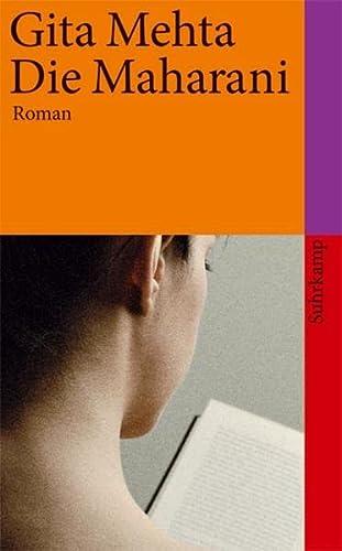 9783518459591: Die Maharani: Roman