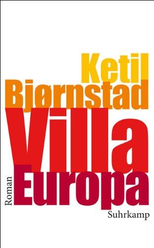 9783518460122: Villa Europa
