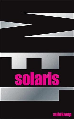 9783518461310: Solaris