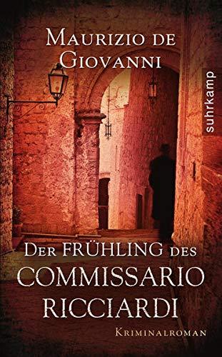 9783518461747: Der Frühling des Commissario Ricciardi