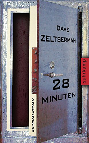 9783518462256: 28 Minuten: Kriminalroman