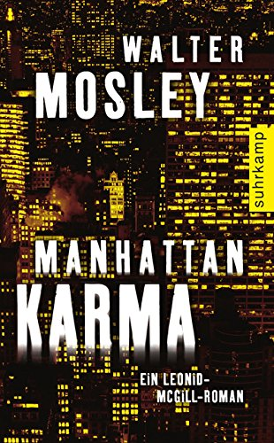 9783518462553: Manhattan Karma