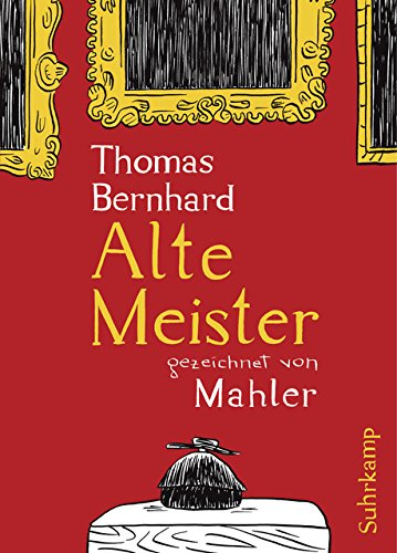 9783518462935: Alte Meister: Graphic Novel