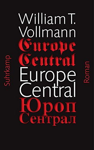 9783518465165: Europe Central