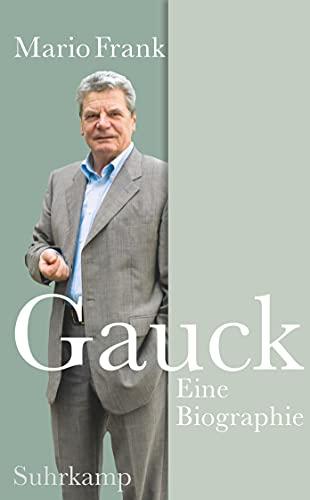 9783518465592: Gauck: Eine Biographie
