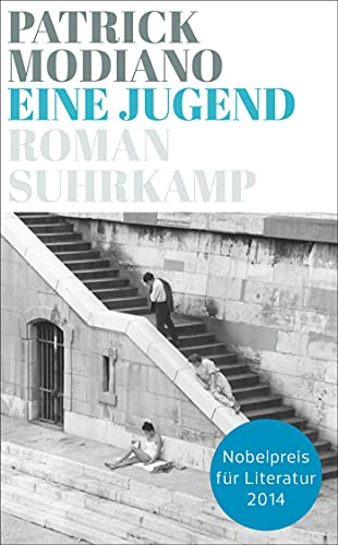 Eine Jugend: Roman (suhrkamp taschenbuch): Modiano, Patrick: