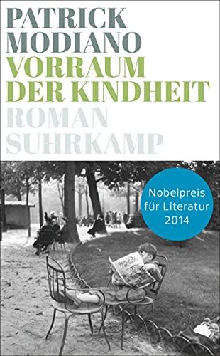 Vorraum der Kindheit: Roman (suhrkamp taschenbuch): Modiano, Patrick: