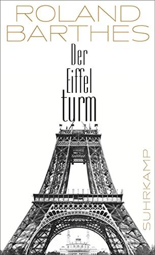 Der Eiffelturm: Barthes, Roland