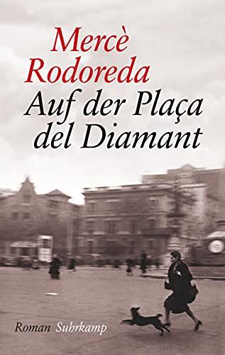 9783518467060: Auf der Plaça del Diamant