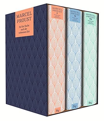 Auf der Suche nach der verlorenen Zeit,: Proust, Marcel /