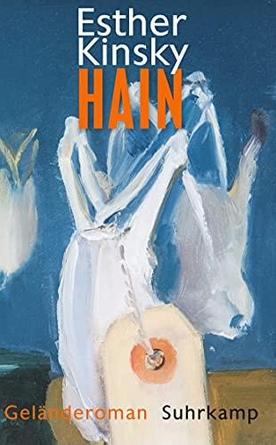 Hain (German Edition): Kinsky, Esther