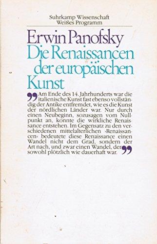 9783518576779: Die Renaissancen der europäischen Kunst.