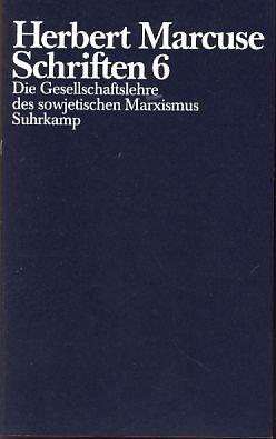 9783518579176: Die Gesellschaftslehre des sowjetischen Marxismus, Bd 6
