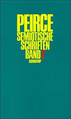 Semiotische Schriften II. 1903 - 1906: Charles Sanders Peirce