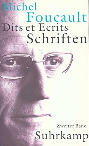 9783518583531: Schriften in vier Bänden - Dits et Ecrits 2. 1970 - 1975.