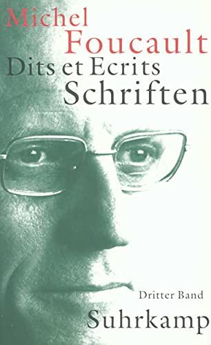Schriften in vier Bänden - Dits et Ecrits 3. 1976-1979: Michel Foucault
