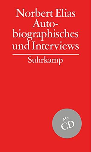 9783518584224: Gesammelte Schriften 17. Autobiographisches und Interviews: Band 17: Autobiographisches und Interviews