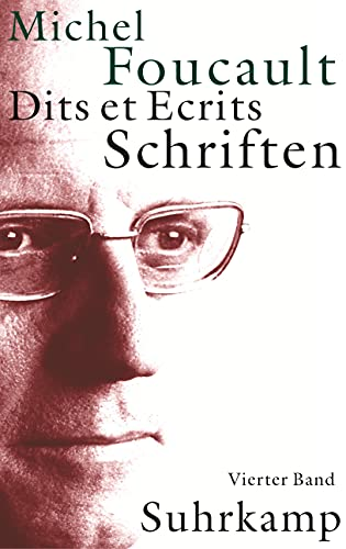 9783518584330: Schriften in vier Bänden - Dits et Ecrits/Bd. 4