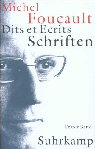 Schriften in vier Bänden - Dits et Ecrits 1 - 4 (3518584367) by Michel Foucault