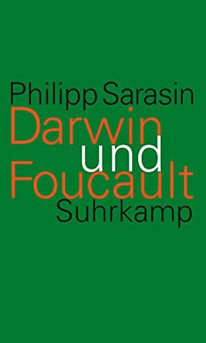 9783518585221: Darwin und Foucault: Genealogie und Geschichte im Zeitalter der Biologie