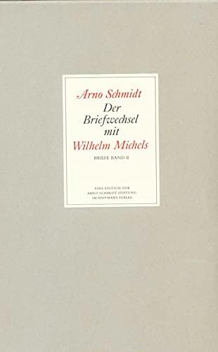 9783518801901: Der Briefwechsel mit Wilhelm Michels: Briefwechsel 2