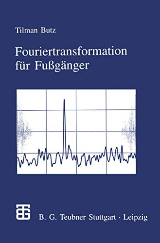 9783519002024: Fouriertransformation Fur Fussganger