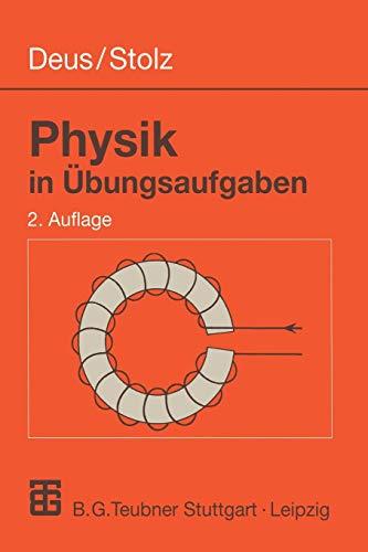 9783519002604: Physik in Übungsaufgaben (German Edition)