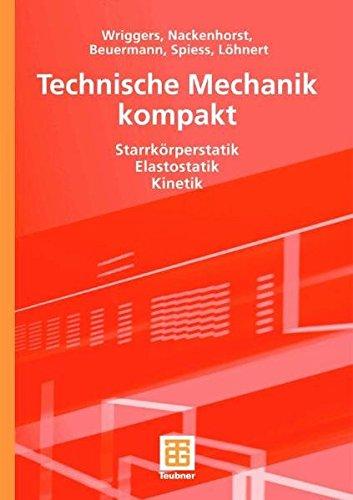 9783519004455: Technische Mechanik