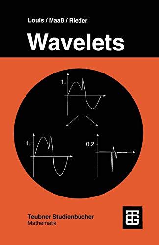 9783519020943: Wavelets: Theorie Und Anwendungen
