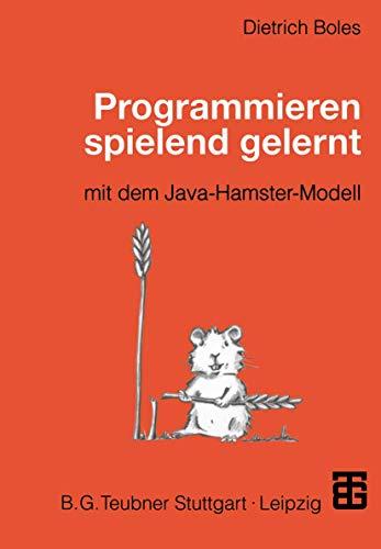 9783519022978: Programmieren spielend gelernt mit dem Java-Hamster-Modell