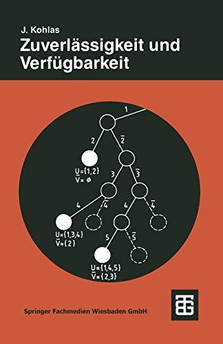 9783519023579: Zuverlässigkeit und Verfügbarkeit: Mathematische Modelle, Methoden und Algorithmen (Leitfäden der angewandten Mathematik und Mechanik - Teubner Studienbücher) (German Edition)