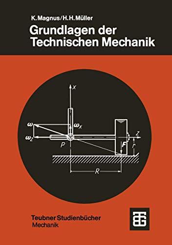 9783519023715: Grundlagen der Technischen Mechanik