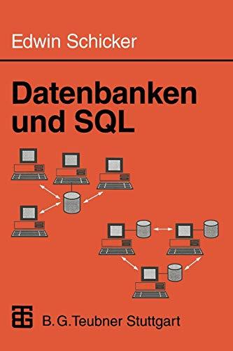 9783519029915: Datenbanken und Sql