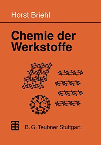 9783519035312: Chemie der Werkstoffe.