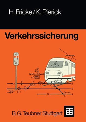 9783519050209: Verkehrssicherung
