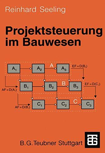 9783519050773: Projektsteuerung im Bauwesen (Leitfaden des Baubetriebs und der Bauwirtschaft) (German Edition)