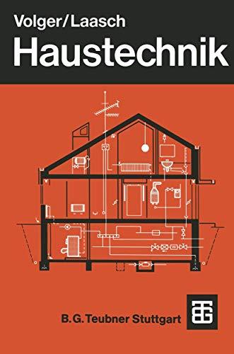 9783519052654: Haustechnik. Grundlagen - Planung - Ausführung