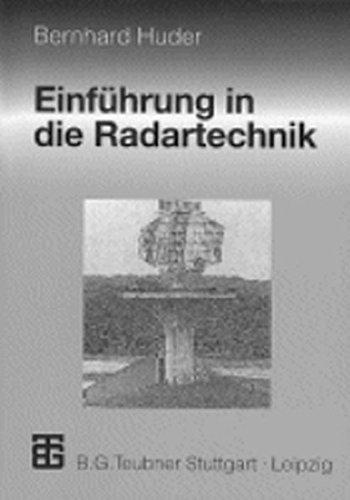 9783519062615: Einführung in die Radartechnik.