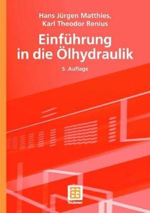 9783519063186: Einführung in die Ölhydraulik