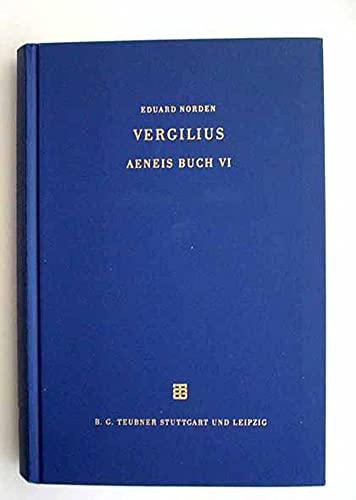 P. Vergilius Maro. Aeneis Buch VI.: Norden, Eduard