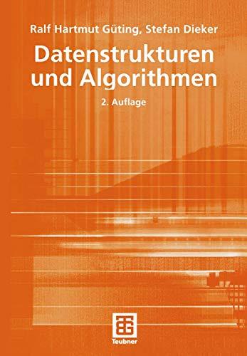 9783519121213: Datenstrukturen und Algorithmen