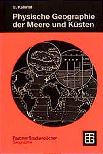 9783519134268: Physische Geographie Der Meere Und Kã S