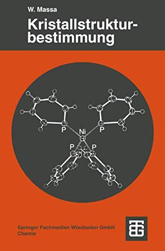 9783519135272: Kristallstrukturbestimmung