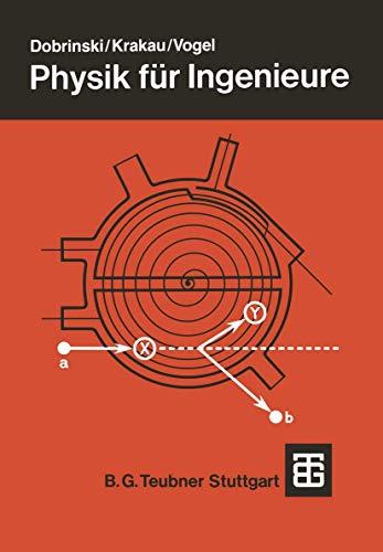 9783519165019: Physik f�r Ingenieure